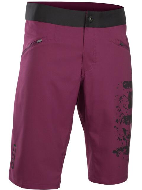 ION Scrub Cykelbyxor Herr pink